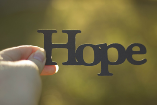 find hope and encouragement